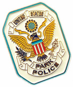 U.S. Park Police Mini Patch Lapel Pin
