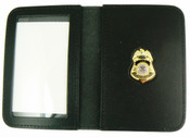 Transportation Security Administration Bomb Disposal Officer Mini Badge ID Wallet