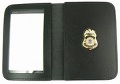 Transportation Security Administration Inspector Mini Badge ID Wallet