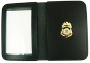 Transportation Security Administration Behavioral Analysis Officer Mini Badge Wallet