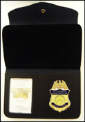 Customs and Border Protection Women's Badge and ID Wallet - Badge Holder