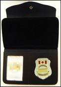 Canada Border Services Agency Women's Badge and ID Wallet - Badge and ID