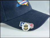 Customs and Border Protection Golf Ball Markers and Hat Clips