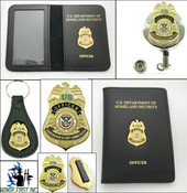 Transportation Security Administration Officer Mini Badge Merchandise