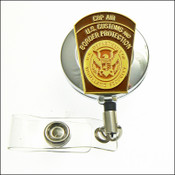 CBP Air and Marine Operations Air Interdiction Mini Patch ID Reel