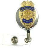 Citizenship and Immigration Services ID Badge Holder