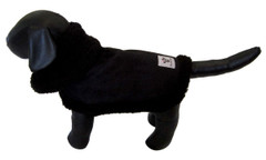Dog Jacket - Sherpa Black