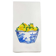 Lemons Tea Towel