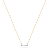 Dana Rebecca Diamond Necklace