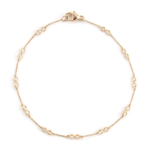Dana Rebecca Diamond Bracelet