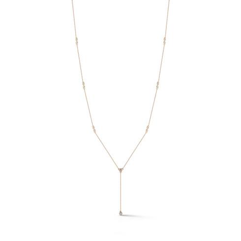 Dana Rebecca Lariat Diamond Necklace