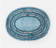 Abaca Oval Placemat