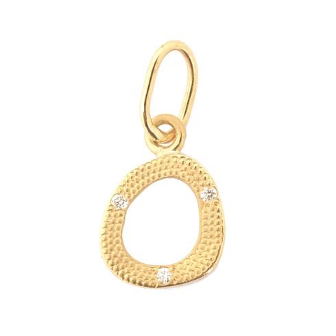 Anne Sportun Gold Charm