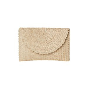 Madison Clutch- Natural