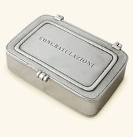 Match Pewter Box