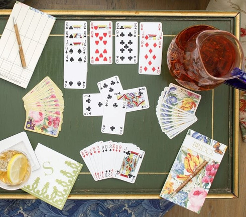 Caspari Playing Cards