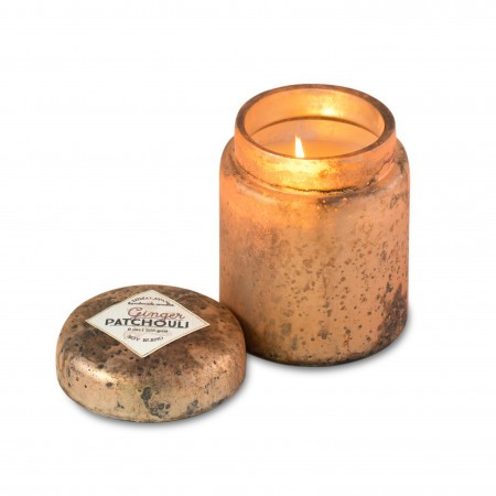 Mountain Fire Pot Candle