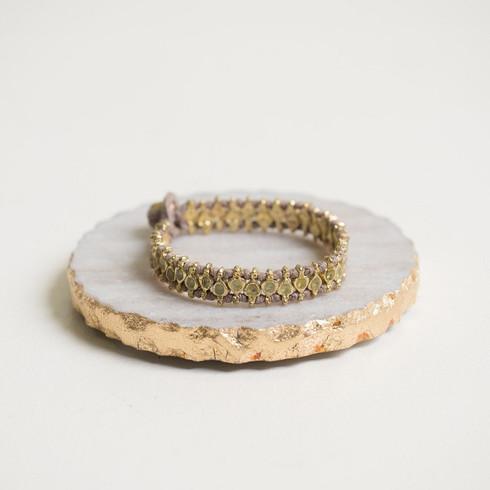 Zenza Heart Bracelet
