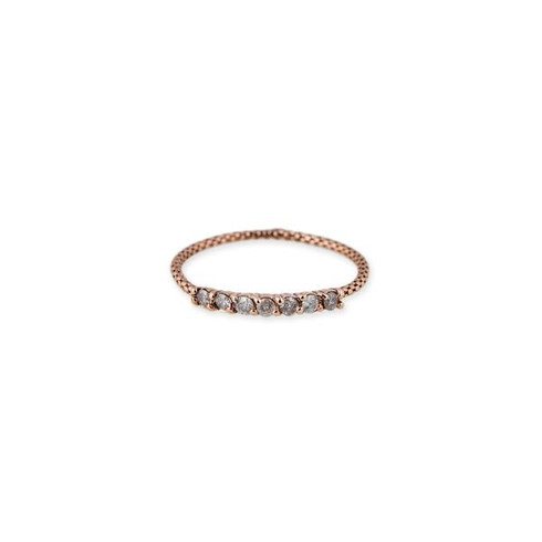 Pave Diamond Waif Ring by Jacquie Aiche