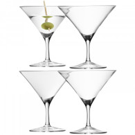 Martini Glass, set of 4