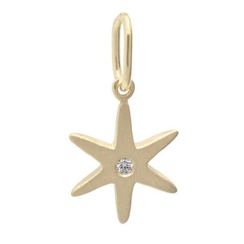 Diamond Star Charm