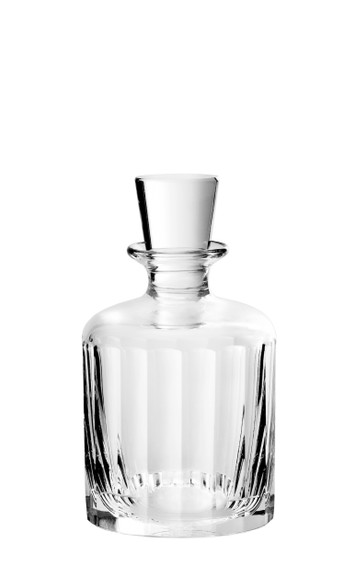 Small Fluted Decanter