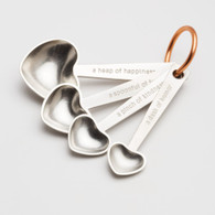 Pewter Measuring Spoons