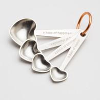 Pewter Measuring Spoons