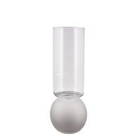 Tall Bulb Vase