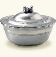 Acorn Lidded Bowl