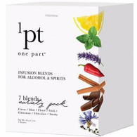 1pt One Part Infusion Blends for Alcohol & Spirits Variety Pack