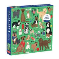 Doodle Dogs  500 Piece Puzzle