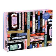 Classic Rewind 1,000 Piece Foil Puzzle