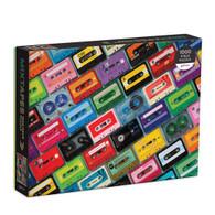 Mixtapes 1,000 Piece Puzzle