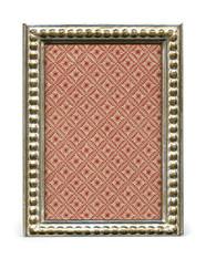 Cavallini Romano Silver Frame 4x6