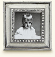 Pewter Veneto Picture Frame Small Square