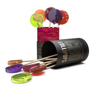 Black Dahlia CBD Lollipops Collection