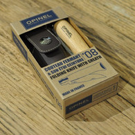 Opinel Knife with Sheath