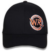 WR BLACK PERFORMANCE HAT      [Item: E77151]