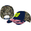 ADULT TRUETIMBER PATRIOTIC HAT  [Item: EE5148]