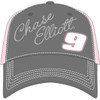 ELLIOTT PINK MESH HAT  [Item:EG8147]