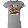 LADIES 1-SPOT RETRO CAR TEE [Item:SH8318]