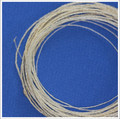 30' Tapered Knotless Horse Hair Fly Line