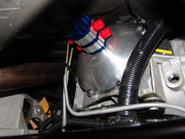 LG Motorsports Differential & Transmission Cooler Fabricator Kit