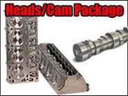 LG Motorsports Heads / Cam Package