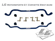LG Motorsports G1 Swaybars
