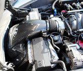 LG Motorsports C6 Super Ram Cold Air Intake System