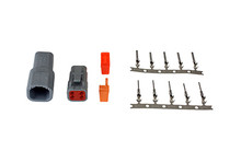 DTM Style 2-Way Plug Connector Kit