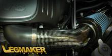 LegMaker Carbon Fiber Short Ram Intake 07 - 10 5.7L Grand Cherokee