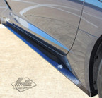 LG Motorsports C7 Stingray G7 Carbon Side Skirts